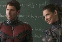 paul rudd with evangeline lilly ant man wasp movie