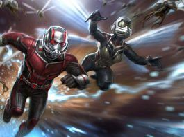ant man wasp movie images 2018