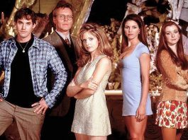 buffy the vampire slayer cast without angel