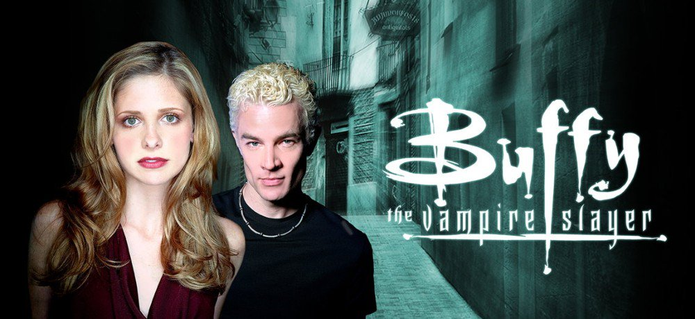 buffy vampire slayer with spike
