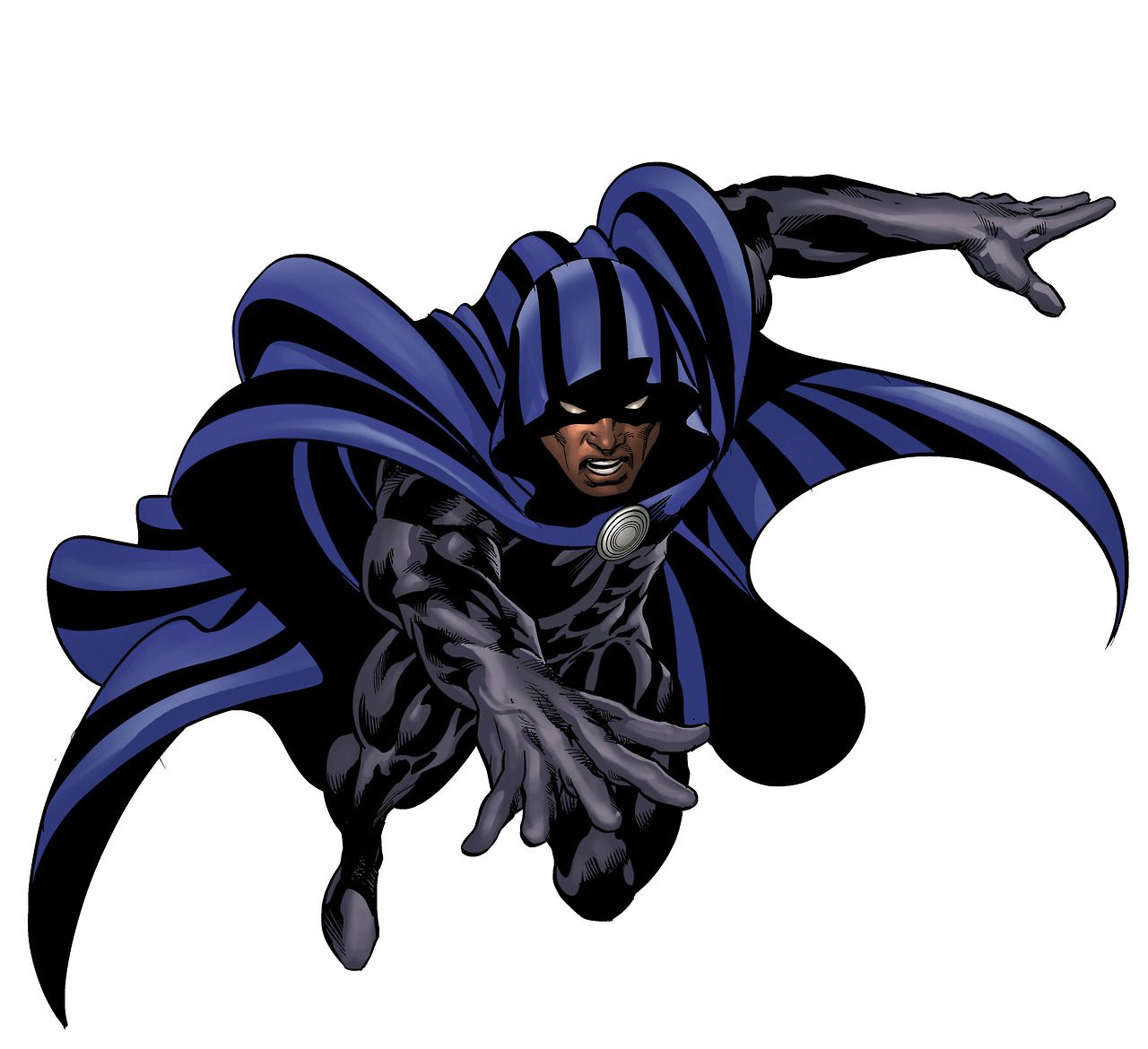 cloak for tyrone in marvel comics