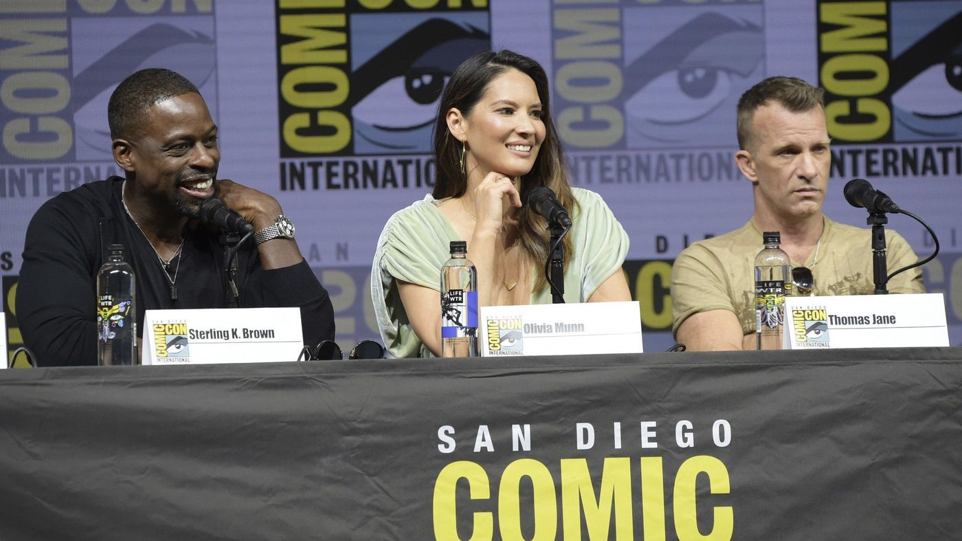 comic con 2018 predator panel thomas jane not happy