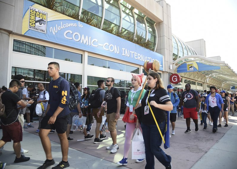 comic con fans ready for 2018