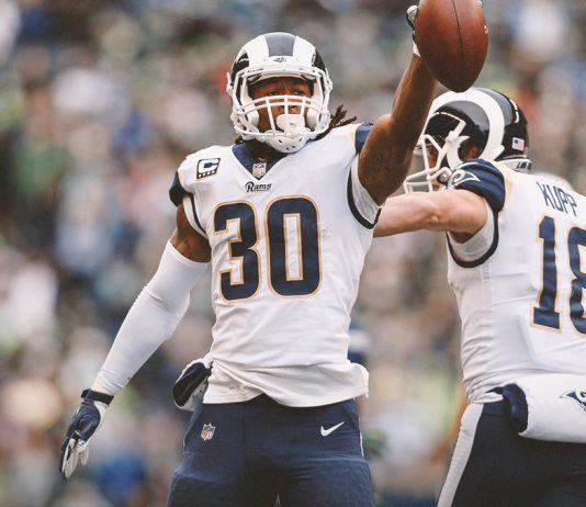 los angeles rams suddenly trendy for super bowl win 2018