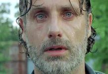 rick grimes killed off walking dead andrew lincoln