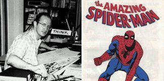 steve ditko creater of spiderman doctor strange has died
