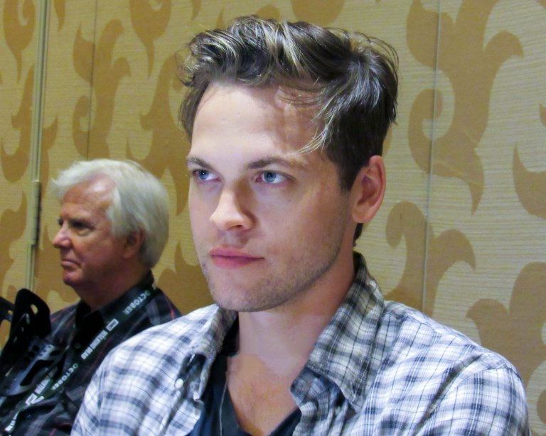 supernatural alex calvert serious look for movie tv tech geeks