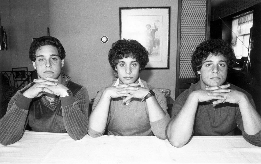 three identical strangers david kellman bobby shafran and eddy galland in younger days