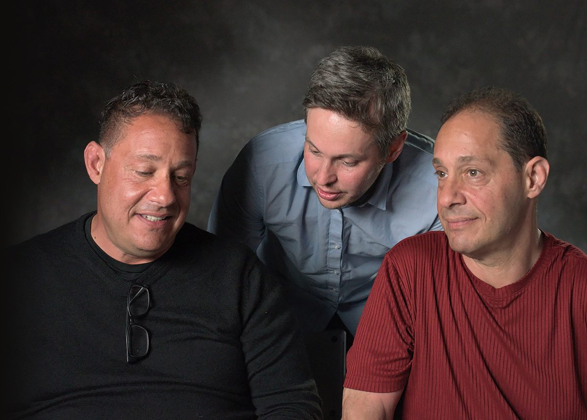 Three Identical Strangers' brings triplet brothers together