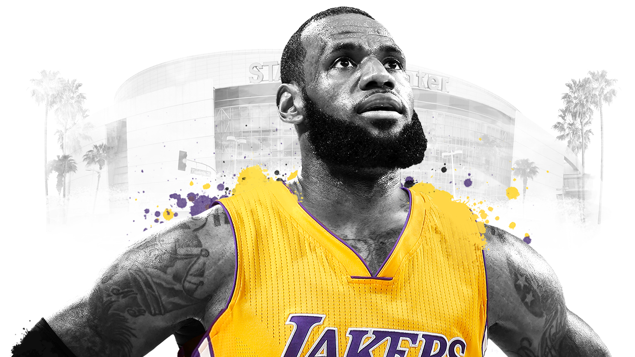 will lakers trade bring more lebron james to big screen 2018 images
