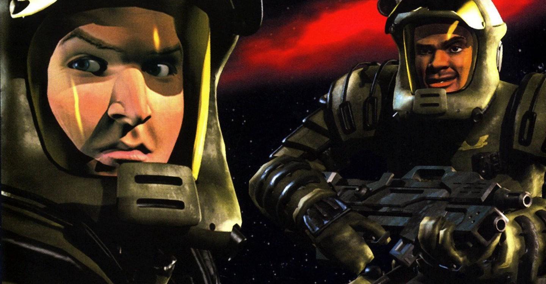 Roughnecks Starship Troopers Chronicles netflix reboot