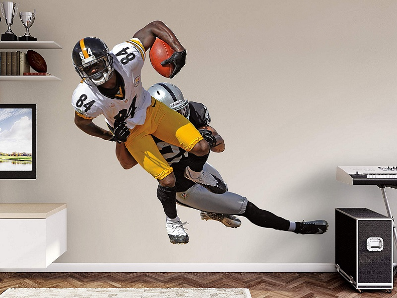 antonio brown fathead wall decals