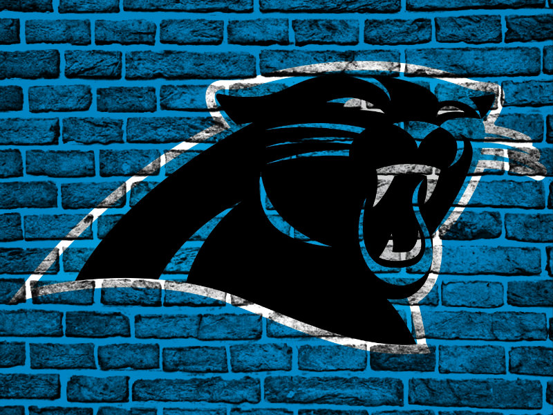 carolina panthers fathead wall decal