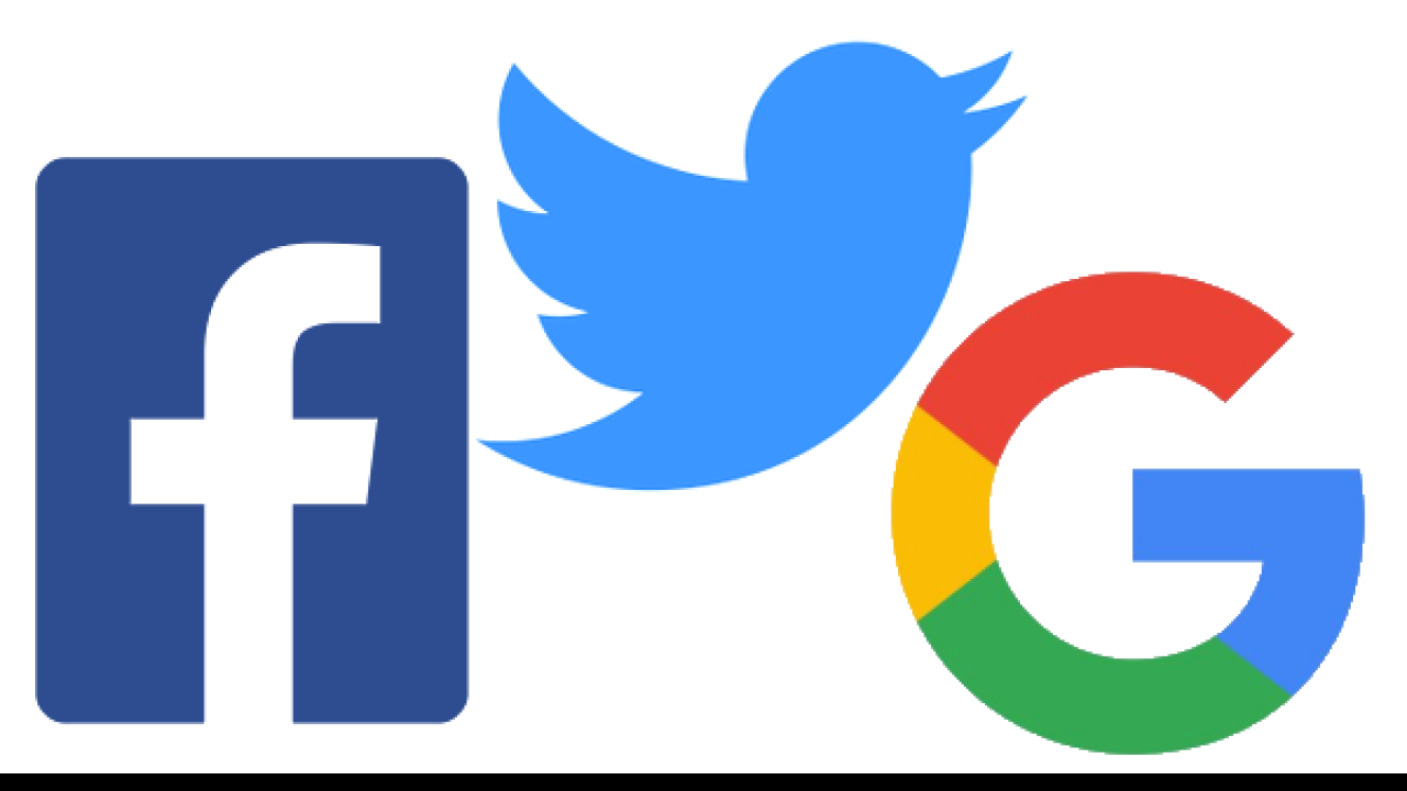 facebook twitter google working together against russia