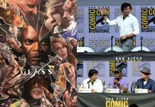 m night shyamalan glass panel interview movie tv tech geeks
