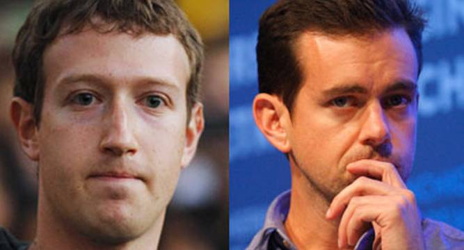 mark zuckerberg jack dorsey facing social media problems