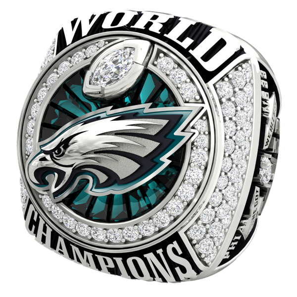 philadelphia eagles super bowl ring 2018