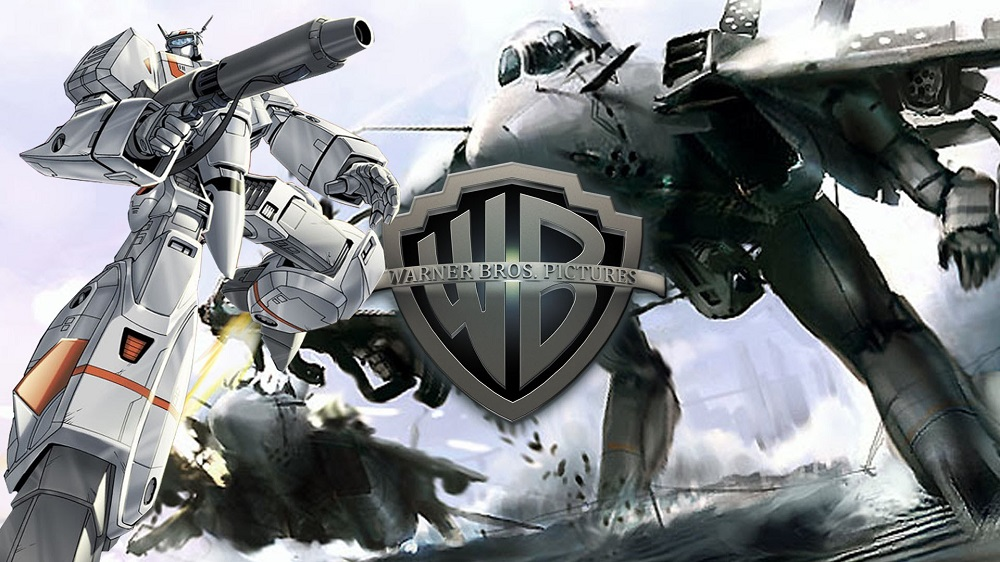 robotech movie from warner bros images