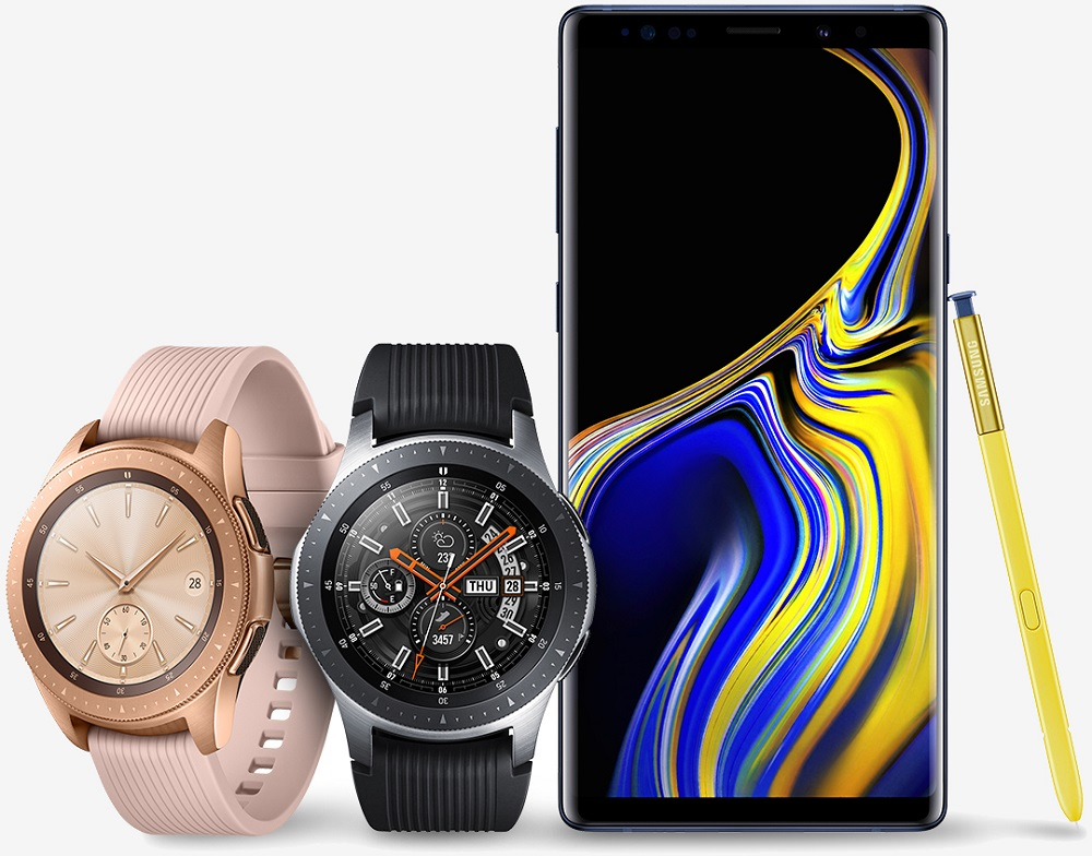 samsung galaxy note 9 watch images