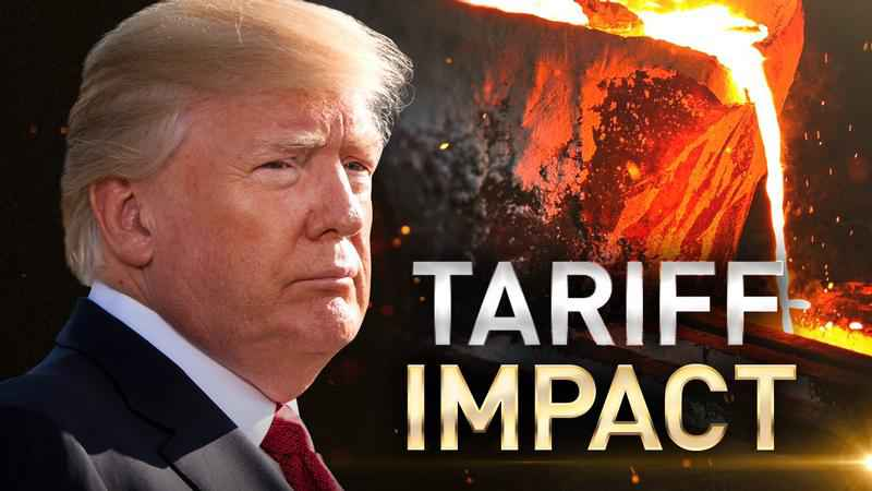 donald trumps tariff impact on united states