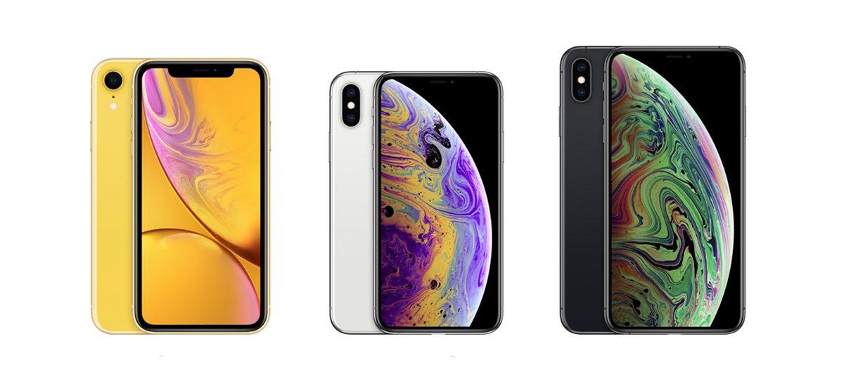 iphone x vs xs max vs xr apple