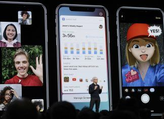 tim cook talking about controlling kids times on smart phones