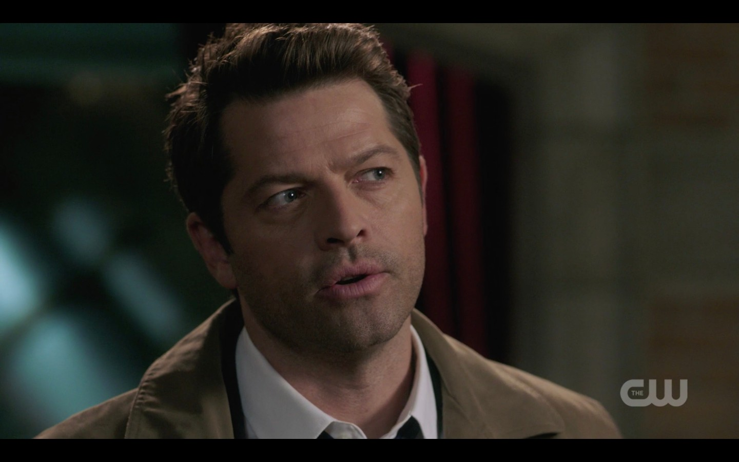 castiel reacts to nick your just a stone cold body snatcher supernatural