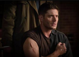 dean winchester back from michael in supernatural the scar dup power
