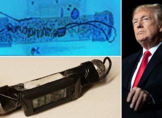 donald trump pipe bombs claim liberal conspiracy
