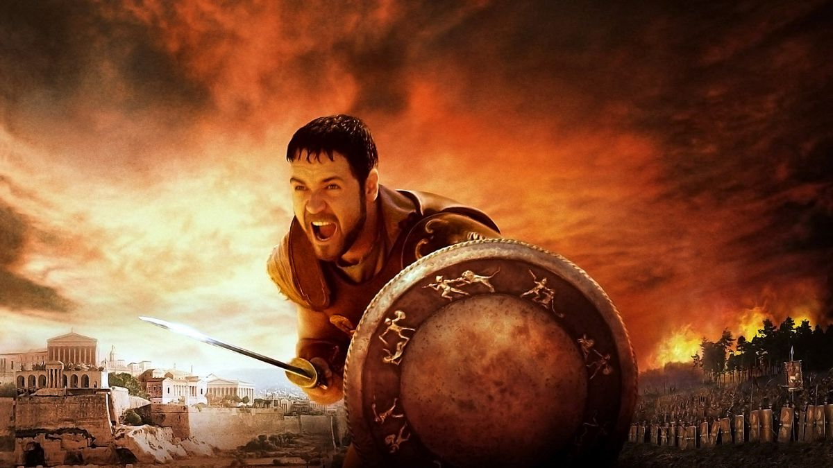 gladiator russell crowe movie images