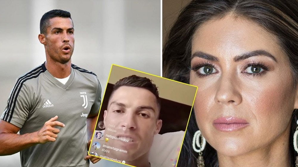 kathryn mayorga accses christiano ronaldo of rape payoff
