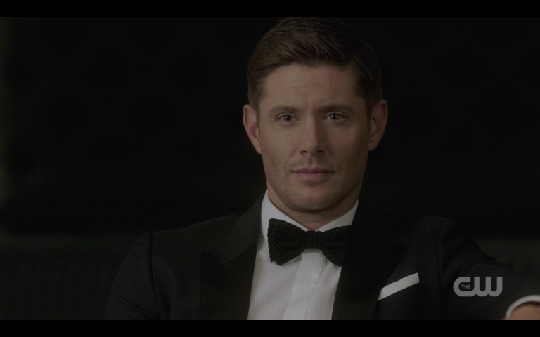 michael dean winchester watching ben wilkinson supernatural