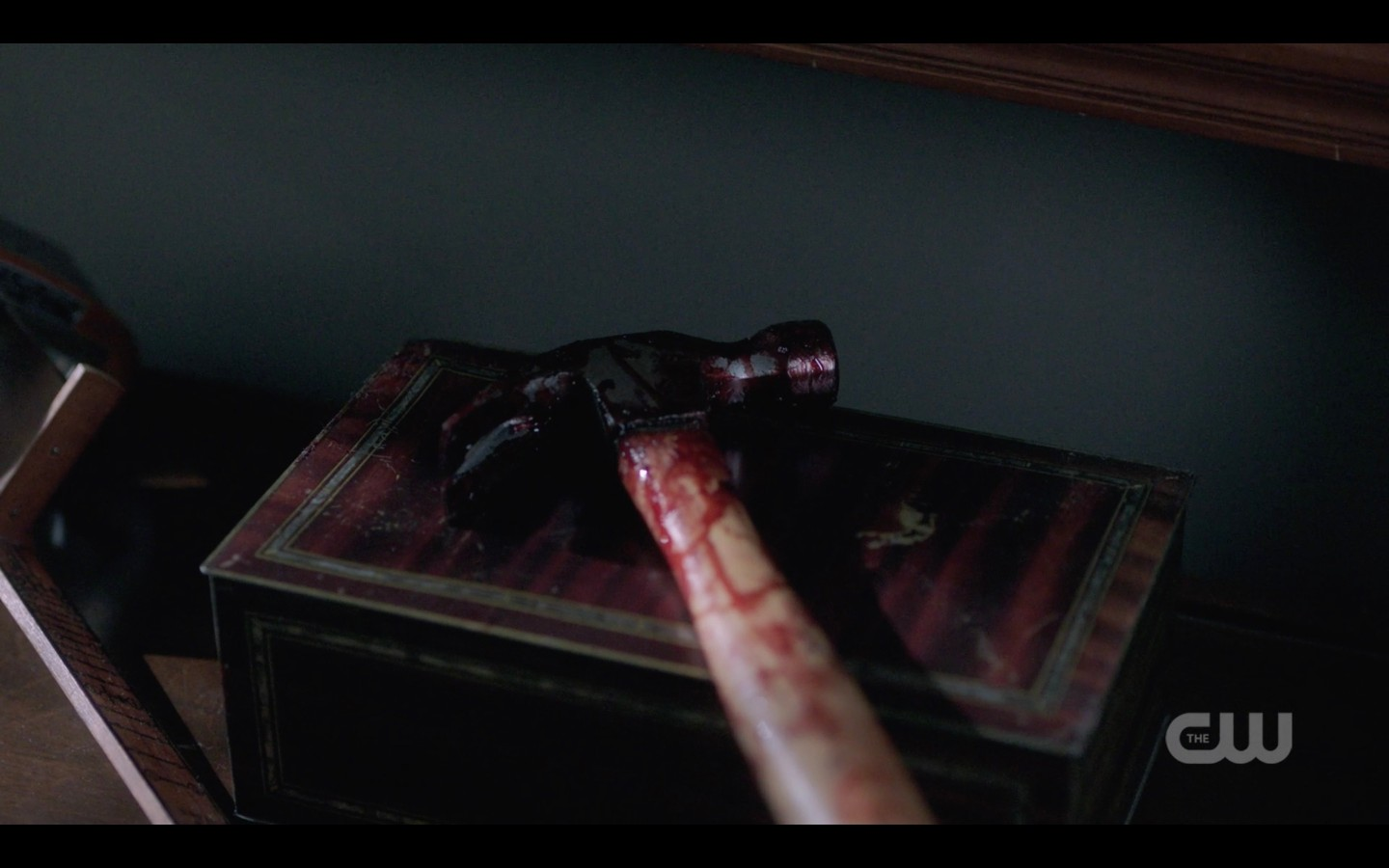 nicks bloody hammer supernatural