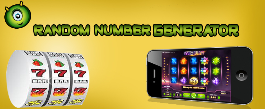 random number generator gaming