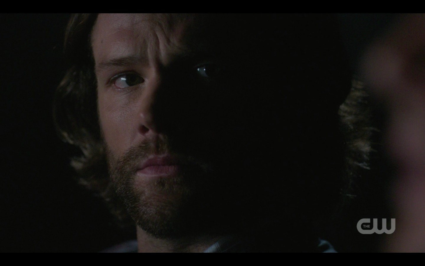 sam winchester tears about deans guilt suffering supernatural scar