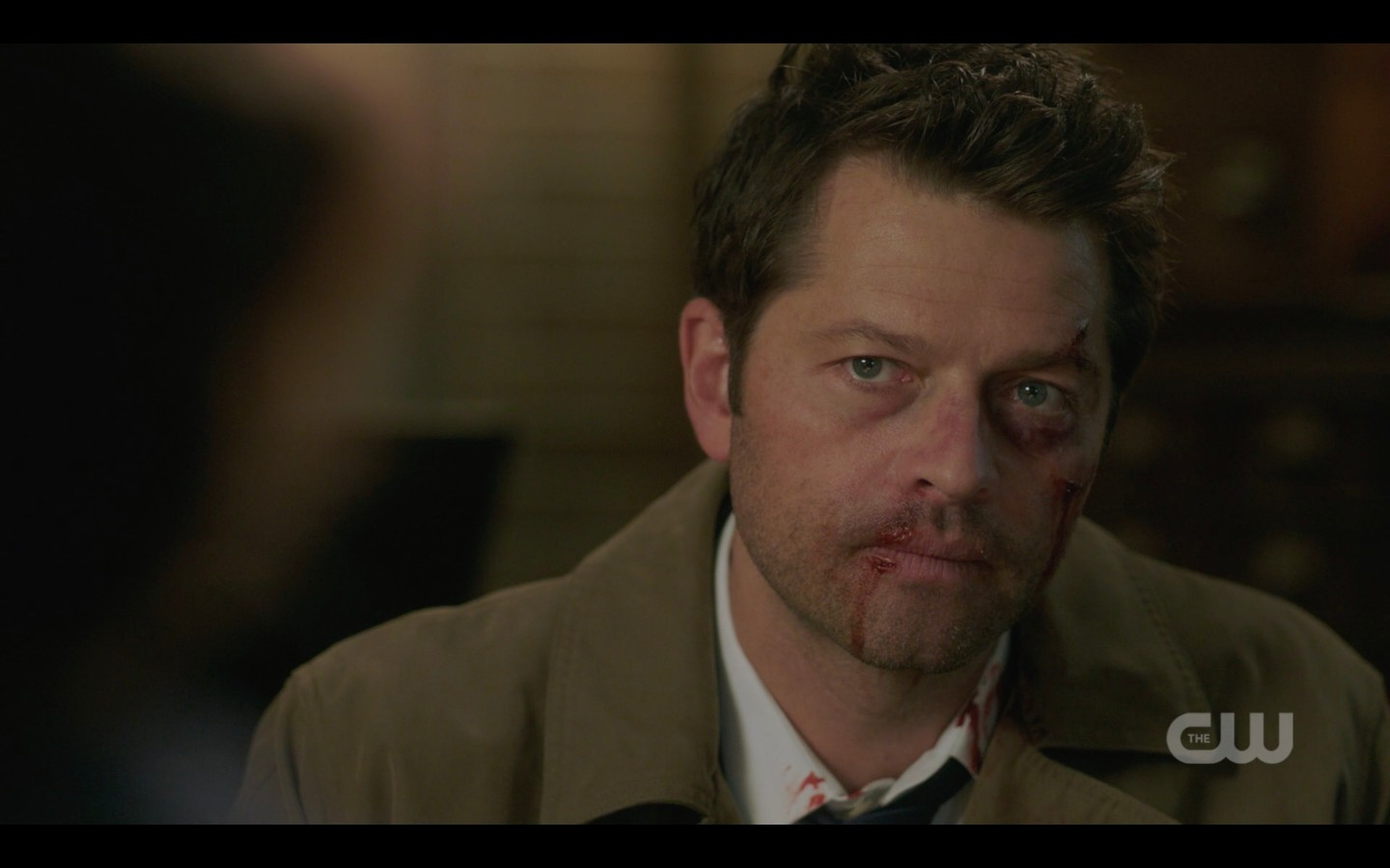 supernatural castiel apologizes to sam for making deal with the devil