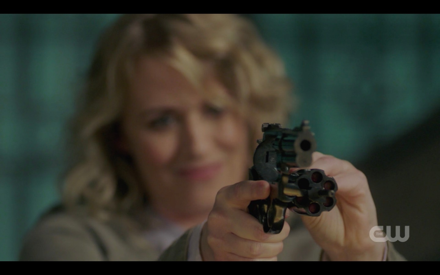 supernatural mary winchester has one bullet in gun for sam