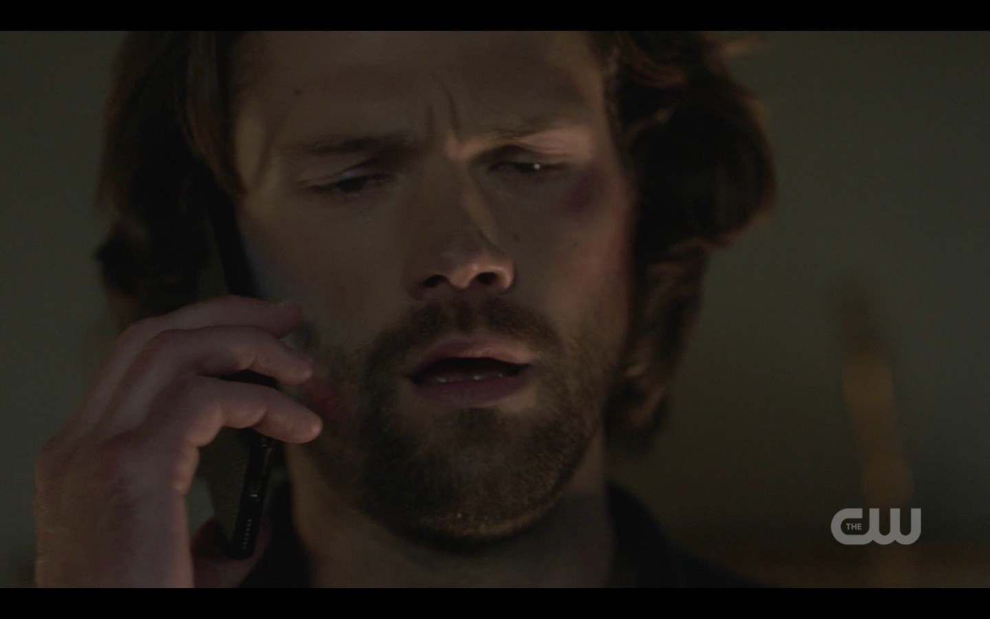 supernatural sam winchester called from sister jo problem