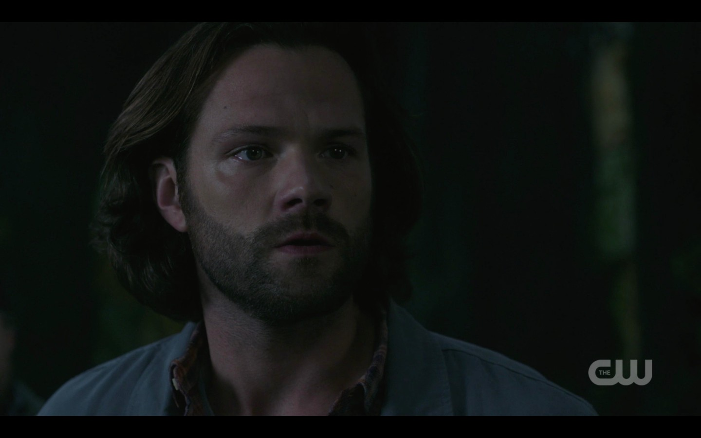 supernatural sam winchester responds to dean return
