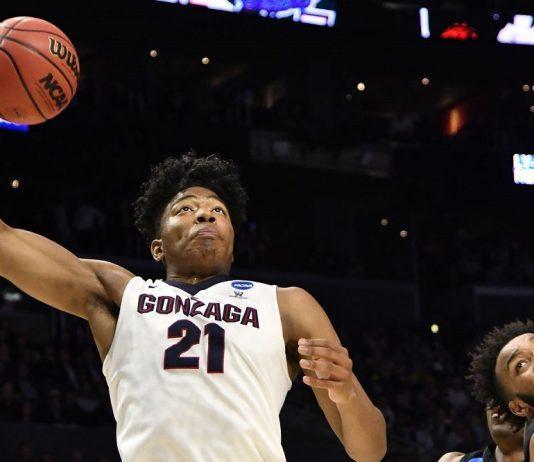 2018 2019 college basketball gonzaga