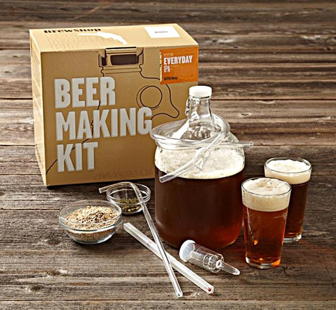 Brooklyn Brew Shop Beer Making Kit hot holiday mens gifts