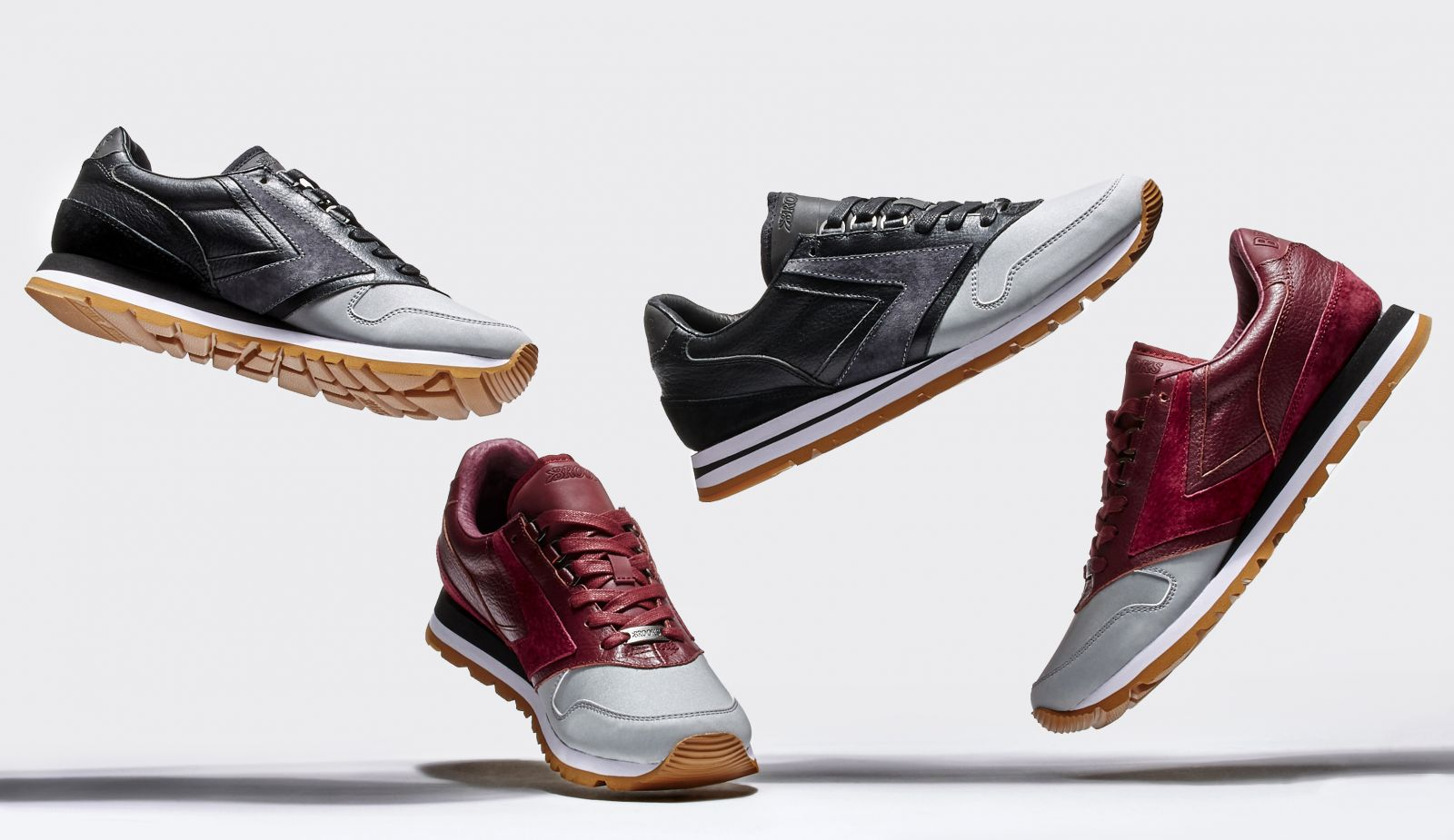 Brooks Chariot Heritage Sneaker hottest fitness gift guides