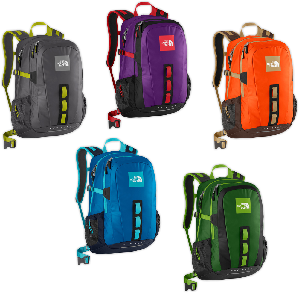 North Face Unisex Big Shot Backpack hottest fitness camping holiday gifts