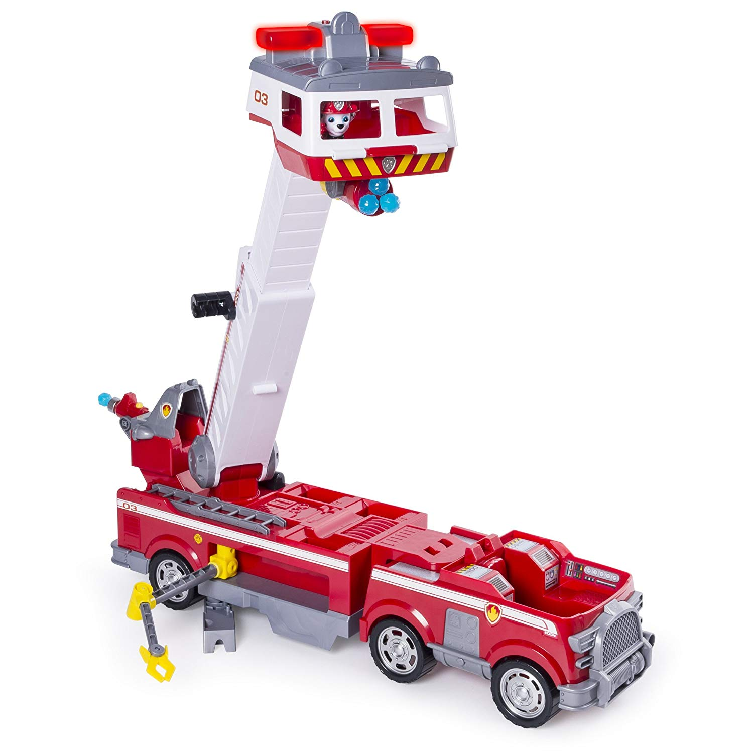 PAW Patrol-Ultimate Rescue Fire Truck 2018 hot holiday kids toys gifts