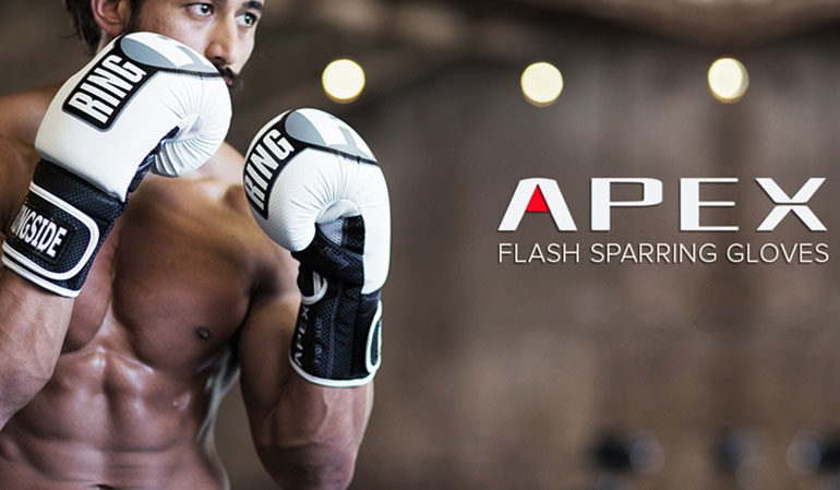 Ringside Apex Flash Sparring Gloves sexy mma hottest fitness gift guides