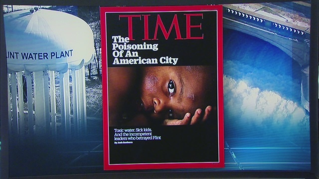 Time magazine cover states toxic vaccines are 'Poisoning of An Entire Generation' fake news