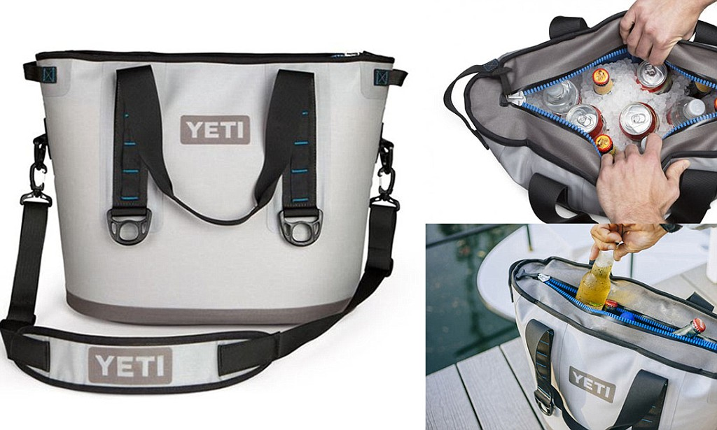 Yeti Hopper portable Cooler hot holiday fitness gift ideas