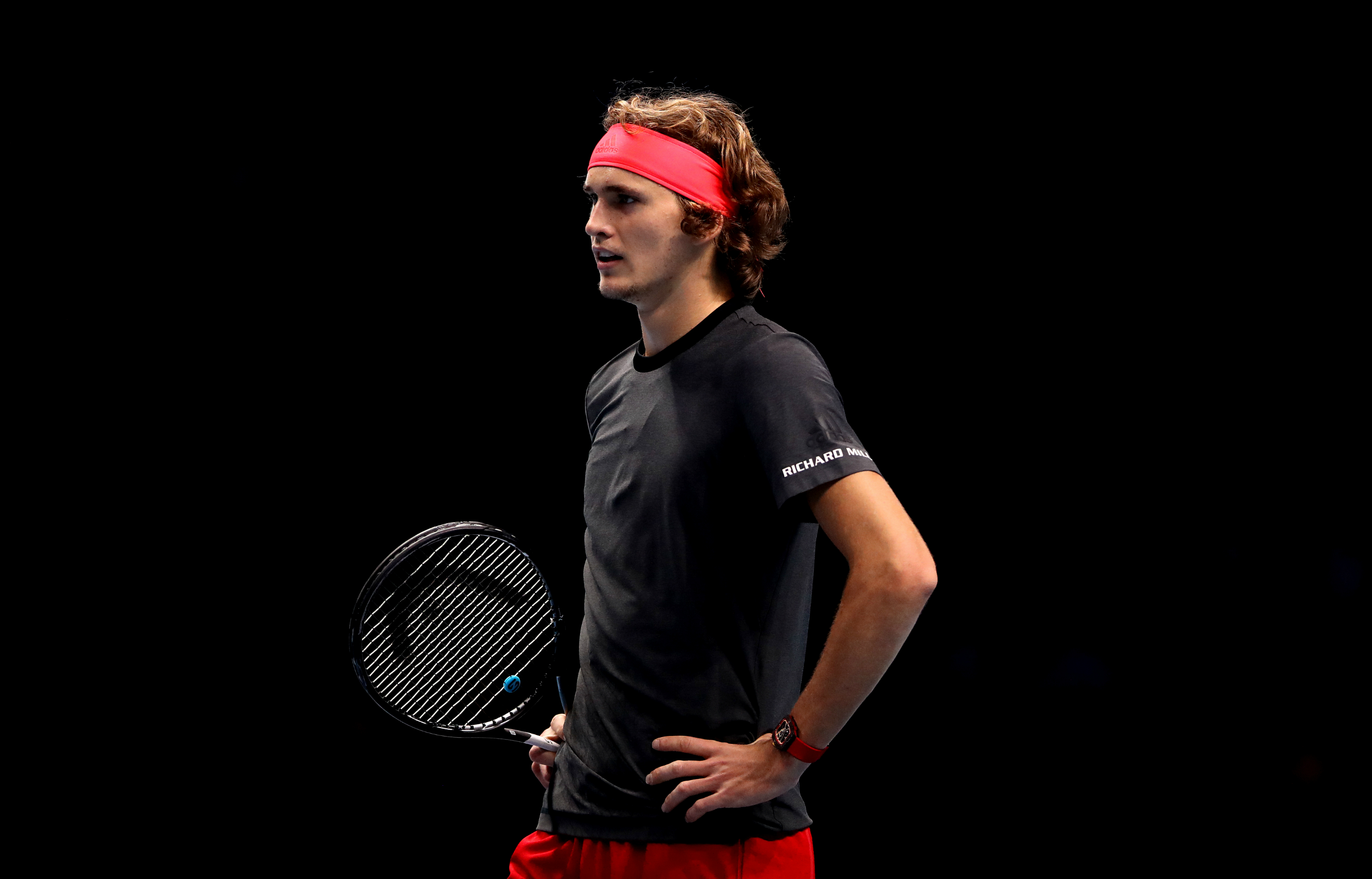 Zverev earns last four place at ATP Finals for first time