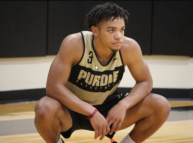 carsen edwards hot squat for purdue ncaa