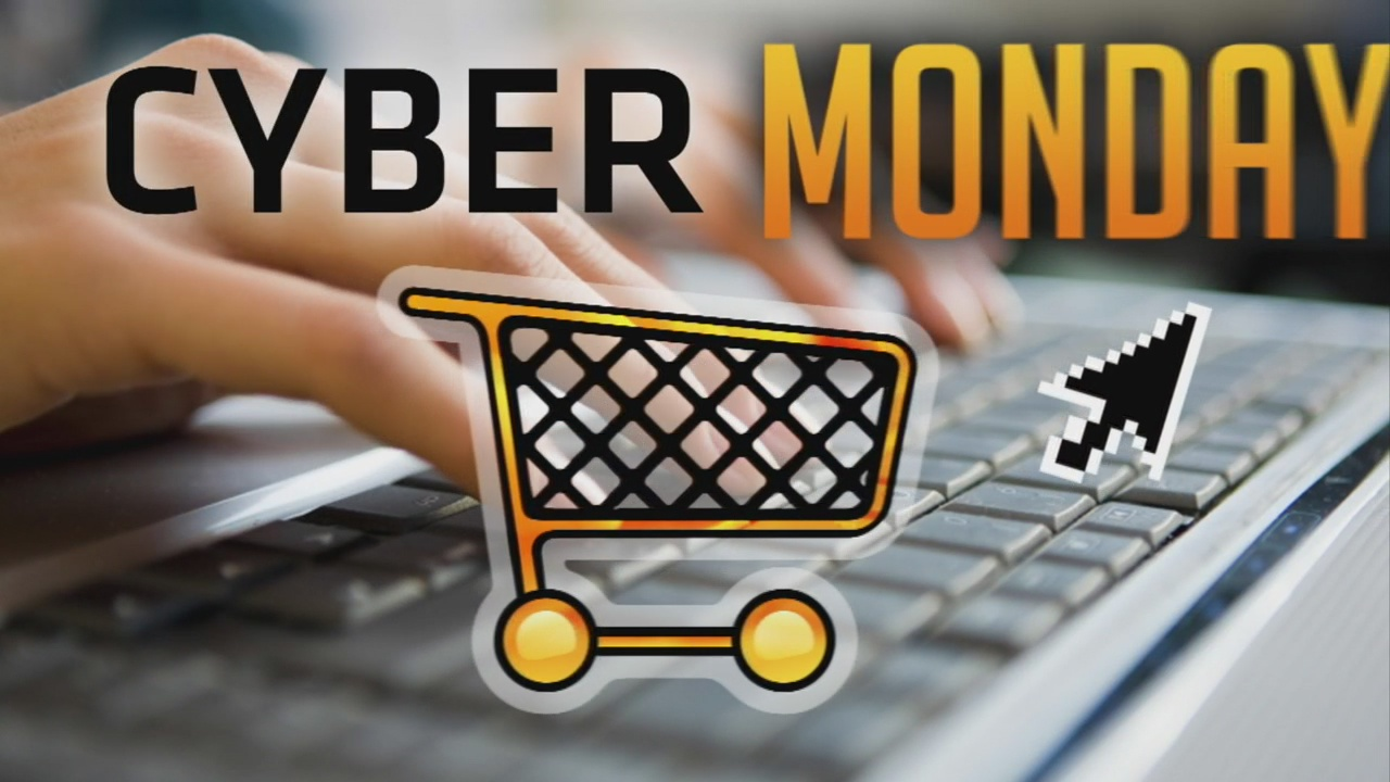 cyber monday shopping online scams 2018